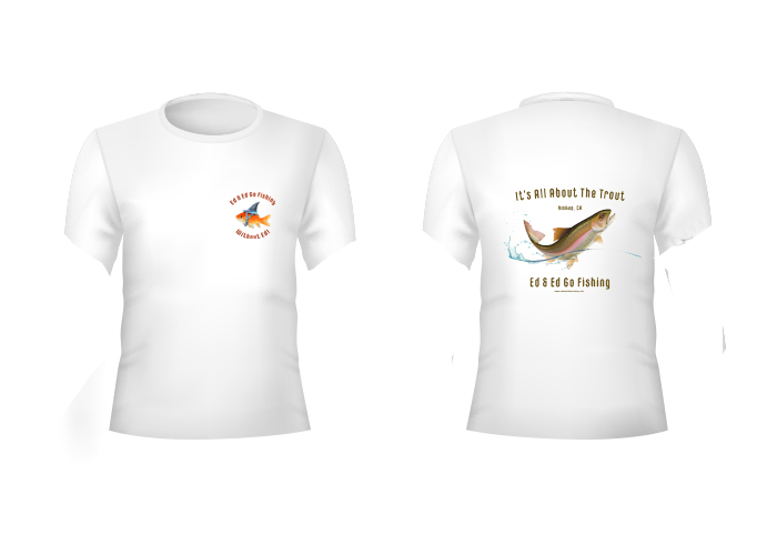 NEW - It's All About The Trout - Short Sleeve