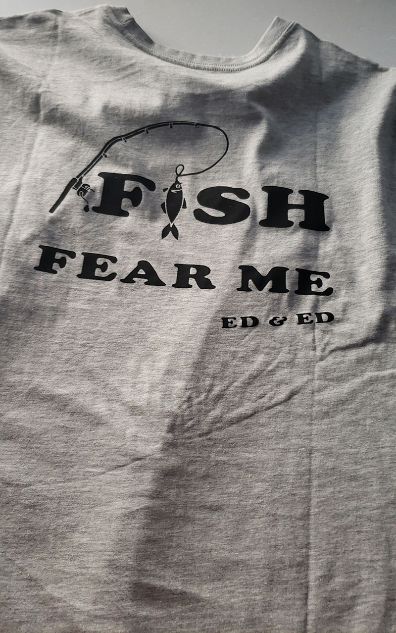 Fish Fear Me - Ed & Ed